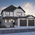 The Cottonwood Elevation A